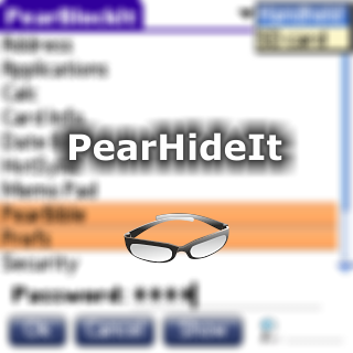 PearMobile SecurityPack 	 screenshot #3